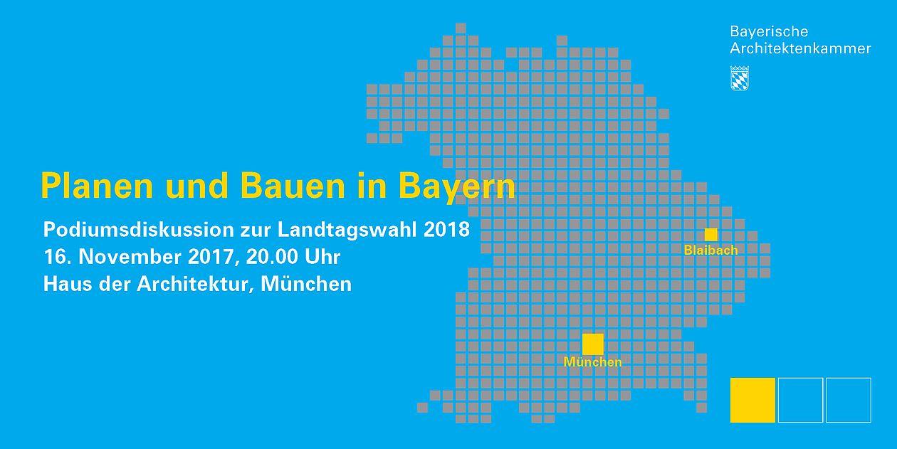 Planen Und Bauen In Bayern Bayerische Architektenkammer