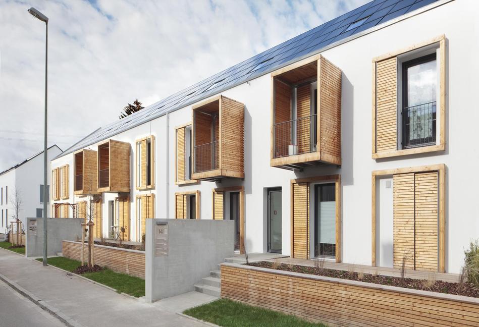 Effizienzhaus Plus Im Altbau, Neu Ulm, 05 Architekten, Frankfurt/M Mit.  Anerkennung Preis Bauen ...