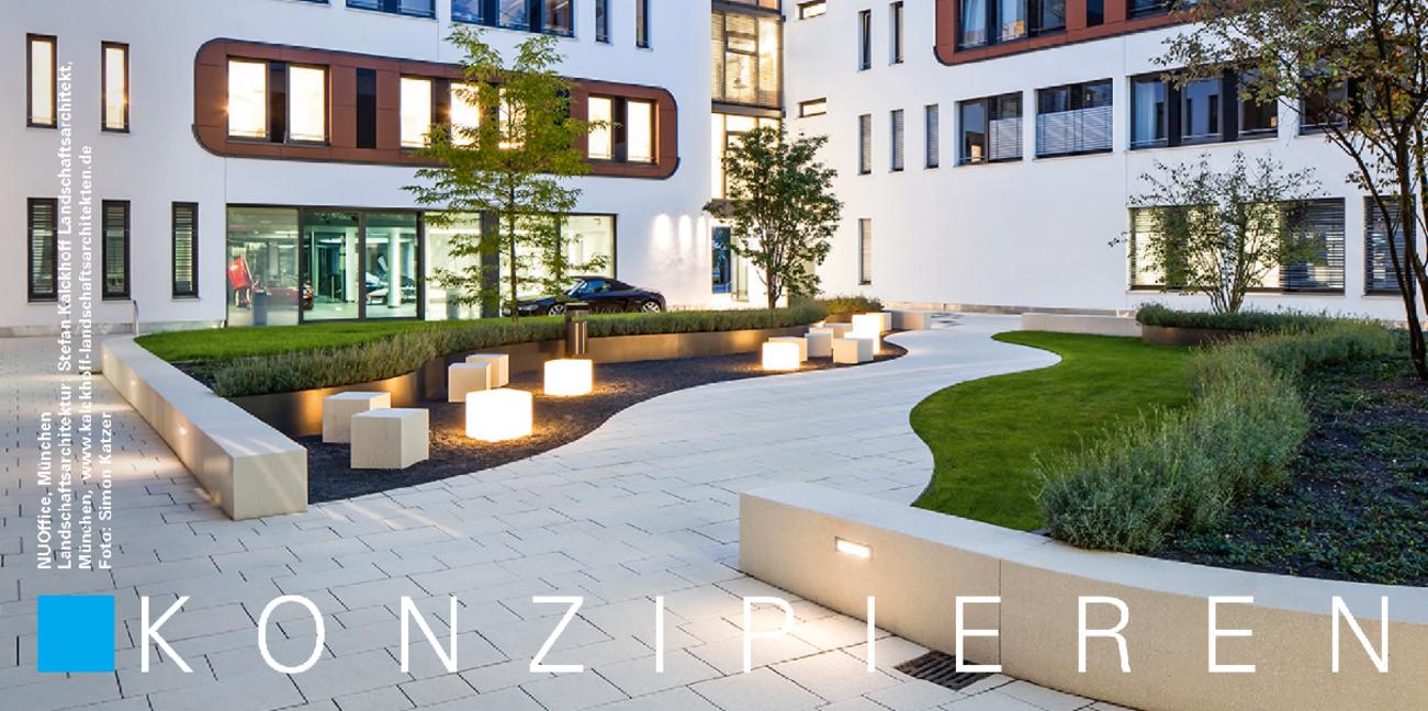 Landschaftsarchitektur - Bayerische Architektenkammer
