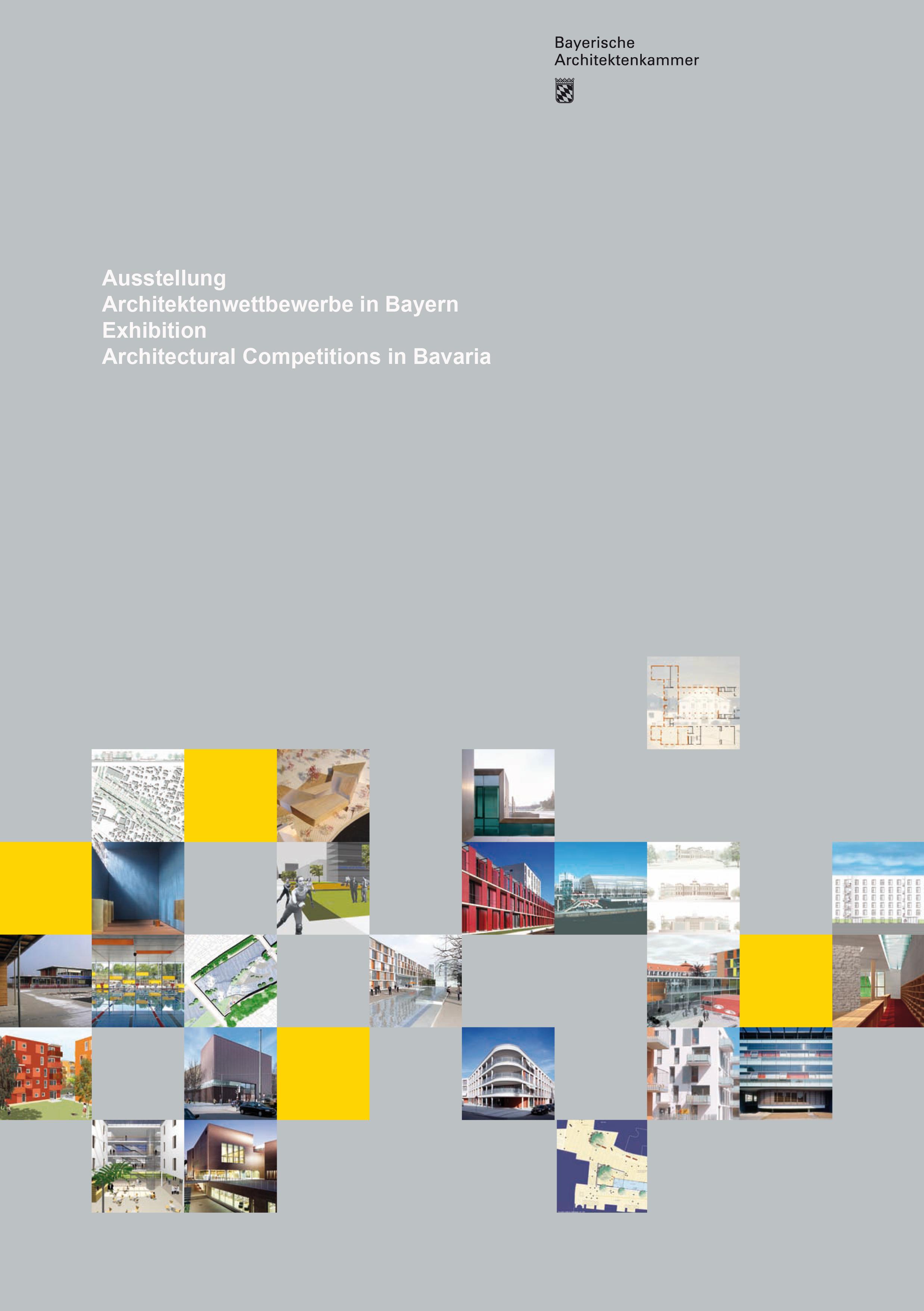 Publikationen Bayerische Architektenkammer